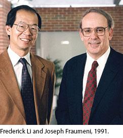 Frederick Li and Joseph Fraumeni
