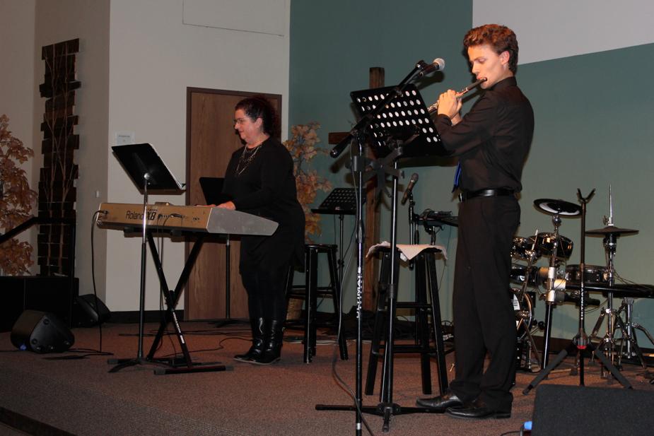 Elijah Concert Photo